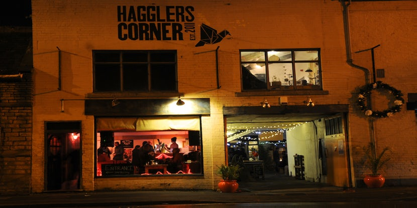 Hagglers Corner, Sheffield's little Corner of Paradise.