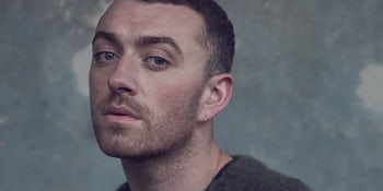 Listen to Sam Smith's new song 'Pray'