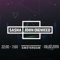 Free Your Mind: Sasha & John Digweed