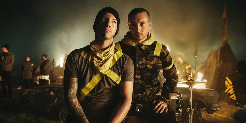 twenty one pilots have announced UK and Ireland tour dates