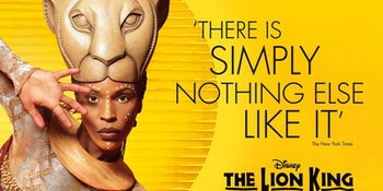 5 Reasons to see Disney's The Lion King