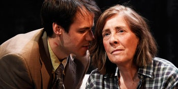 Downton Abbey's Phyllis Logan to star in West End transfer of Switzerland