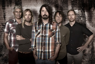 Are the Foo Fighters teasing a UK tour?
