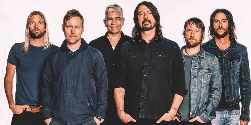 Foo Fighters will headline next year's Glasgow Summer Sessions