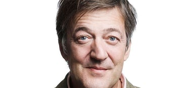 Stephen Fry announces two live shows in London