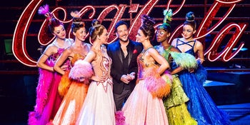 Matt Cardle joins the cast of Strictly Ballroom