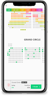 Interactive Seatmaps & Real View